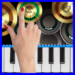 Blue Drum – Piano 3.5