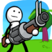 One Gun: Stickman 1.96