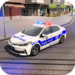 Police Car Spooky Stunt Parking: Extreme driving 1.1