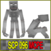 SCP 096 Horror Craft Mod for MCPE 9.1