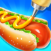 Street Food Stand Cooking Game for Girls 1.6