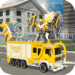 City Garbage Truck Flying Robot-Trash Truck Robot 1.6