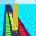 Tower Stack colors kick-Collect cubes tower run 1.0.9