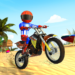 Bike Beach Game: Stunt and Racing Motorcycle Games  7.7