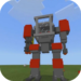 Defender Robot Mod for MCPE 4.4