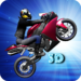 Wheelie Rider 3D – Traffic rider wheelies rider 3
