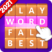 Word Fall – Brain training search word puzzle game 3.1.3