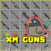 XM Guns Addon MCPE  XM Guns Addon MCPE   for Android