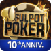 Fulpot Poker : Texas Holdem, Omaha, Tournaments 2.0.50