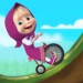 Masha and the Bear: Climb Racing and Car Games 1.2.7
