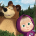 Masha and the Bear. Educational Games  6.4