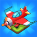 Merge Airplane Cute Plane Merger  2.3.8