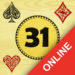 Thirty-One | 31 | Blitz – Card Game Online  3.08