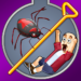 Freeze the Spider – Pull the Pin Game 8.7