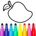 Fruits Coloring Pages – Game for Preschool Kids 1.0