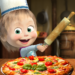 Masha and the Bear Pizzeria Game! Pizza Maker Game 1.1.9