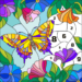Wonder Color – Color by Number Free Coloring Book 54