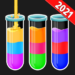 Color Water Sort Puzzle Games 0.44