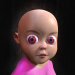 Baby in Pink Horror Game: Scary Babysitting games 0.6