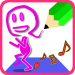 Draw->Dance! Drawing the face 1.1