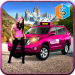 New York Taxi Duty Driver: Pink Taxi Games 2018 5.0