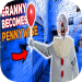 Scary Clown Pennywise 🤡 Granny  Horror Mod 👻 3.0